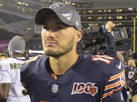 Trubisky on offense: 'Right now we have no identity' thumbnail