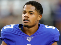 Giants' Sterling Shepard re-enters concussion protocol thumbnail