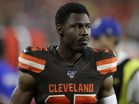 Browns cut safety Whitehead after social media posts thumbnail