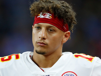 Chiefs to increase Patrick Mahomes' practice workload thumbnail