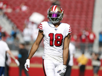 Niners' Kyle Shanahan disappointed in Dante Pettis thumbnail