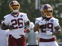 Callahan: Redskins have 'good' rotation for Guice, A.P. thumbnail