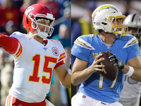 What to watch for in Chiefs-Chargers on 'MNF' thumbnail
