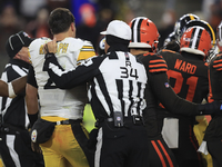 Myles Garrett, two others ejected after late skirmish thumbnail