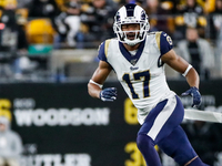 Robert Woods inactive vs. Bears due to personal issue thumbnail