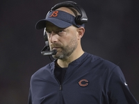 Matt Nagy not planning to give up play-calling duties thumbnail