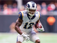 Brandin Cooks (concussion) cleared to play vs. Ravens thumbnail