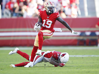 'Fearless' rookie Deebo Samuel stepping up for 49ers thumbnail
