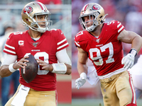 Niners embracing another prime-time showdown thumbnail