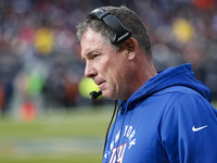 Pat Shurmur: 2-9 Giants 'just need to keep fighting' thumbnail