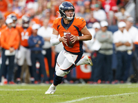 Broncos officially activate QB Drew Lock off IR thumbnail