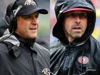 Nasty weather looms over Ravens, 49ers matchup thumbnail