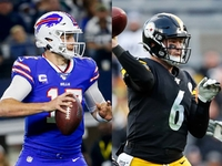 NFL flexes Bills vs. Steelers game to SNF in Week 15 thumbnail