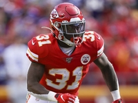 Injuries: Chiefs place Darrel Williams (hamstring) on IR thumbnail