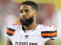 Odell Beckham vague on his future in Cleveland thumbnail