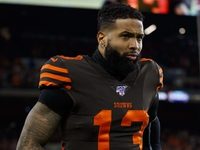 Odell Beckham: I never said I wasn't happy in Cleveland thumbnail