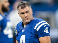 Colts rule out K Adam Vinatieri (knee) vs. Buccaneers thumbnail