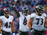 Ravens clinch playoff berth with win over Bills thumbnail