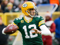 Aaron Rodgers doesn't mind Packers 'winning ugly' thumbnail