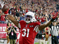 David Johnson unhappy with role in Cardinals' offense thumbnail
