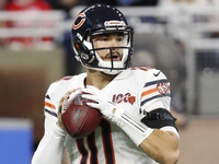Trubisky: Bears are different team in rematch thumbnail
