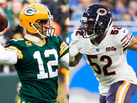 Bears-Packers rivalry has 200th showdown Sunday thumbnail