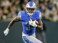 Kerryon Johnson hopeful of Lions return this year thumbnail
