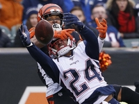 Zac Taylor: Bengals WRs 'got bullied' by Patriots thumbnail