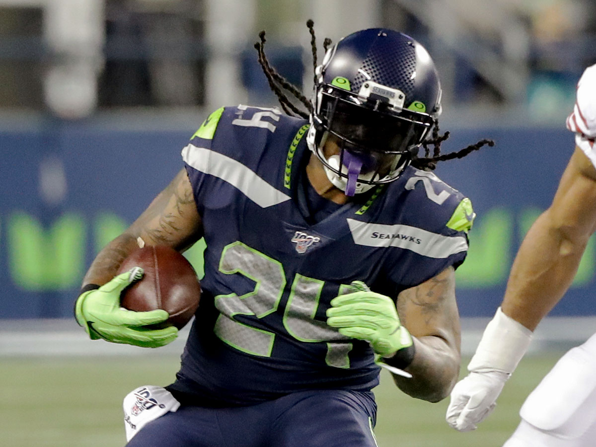 is marshawn lynch back with the seahawks