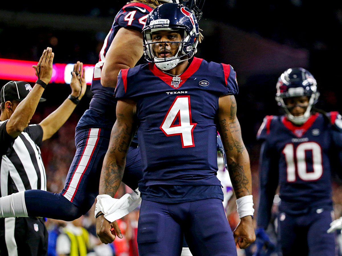 'Chill' Deshaun Watson ices Bills with epic play in Texans victory   NFL.com