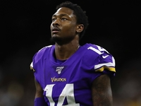 Stefon Diggs misses second straight Vikings practice thumbnail