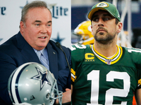 Rodgers on McCarthy's new gig: 'I'm happy for him' thumbnail
