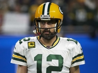 Aaron Rodgers: 2nd Super Bowl 'on my mind every day' thumbnail