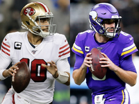 Vikings-49ers: NFC Divisional Round preview thumbnail