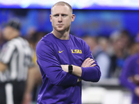 LSU's Joe Brady agrees to become Panthers OC thumbnail