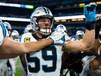 Panthers LB Luke Kuechly retiring after eight seasons thumbnail