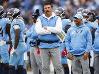 Mike Vrabel: Titans were a 'bad team' before changes thumbnail