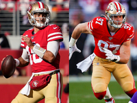 Jimmy Garoppolo calls torn ACL 'blessing in disguise' thumbnail