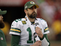 Aaron Rodgers: Football 'became fun again' in '19 thumbnail