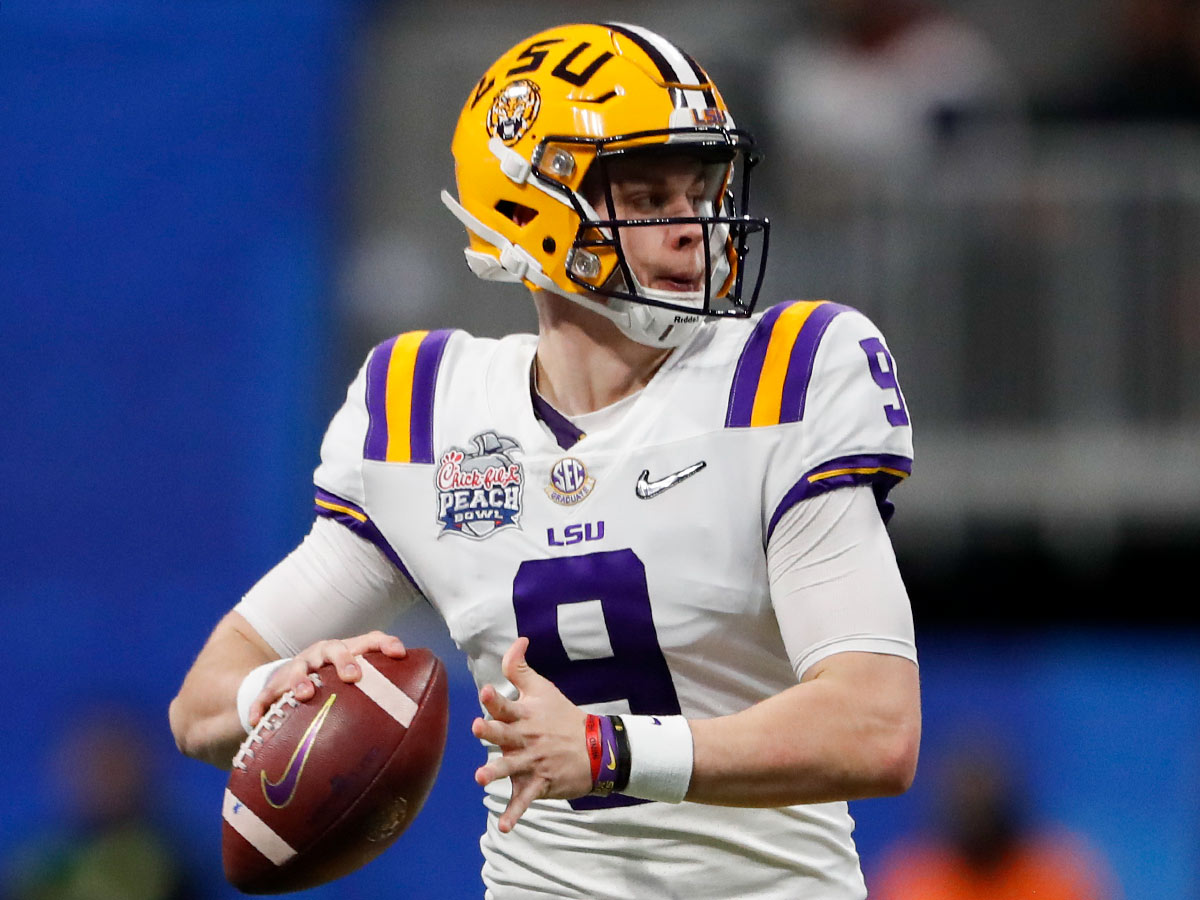 Joe Burrow's best fits after Bengals: Panthers, Bolts would work | NFL.com
