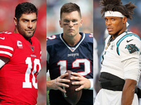 Best QB carousel EVER? Projections on 15 passers - NFL.com