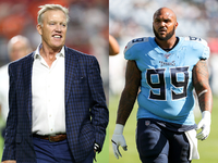Elway: Broncos got a 'steal' in trade for Jurrell Casey thumbnail