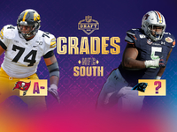 NFC South draft grades: Bucs just owning offseason - NFL.com