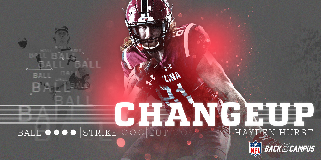 Changeup - South Carolina Gamecocks 2018-01-10 21:20