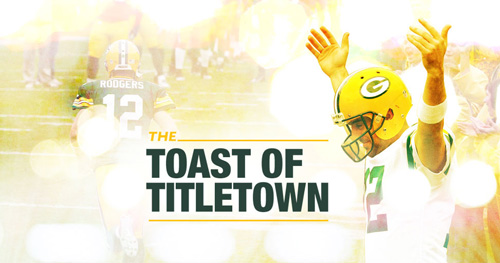 Toast of Titletown