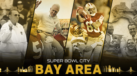 Super Bowl City: Bay Area