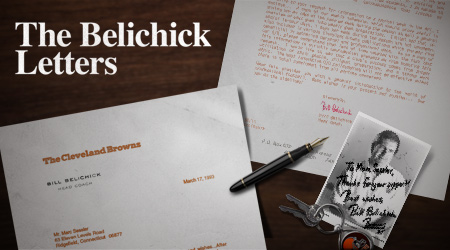 The Belichick Letters