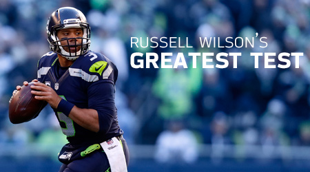 Russell Wilson's Greatest Test