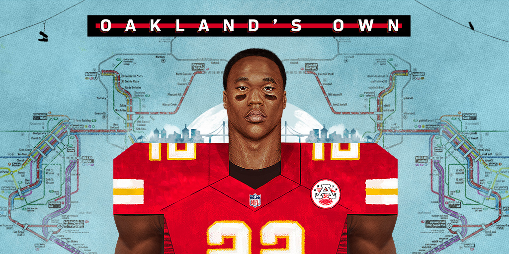 new style 03aeb f78db Oakland's Own: Marcus Peters | NFL.com