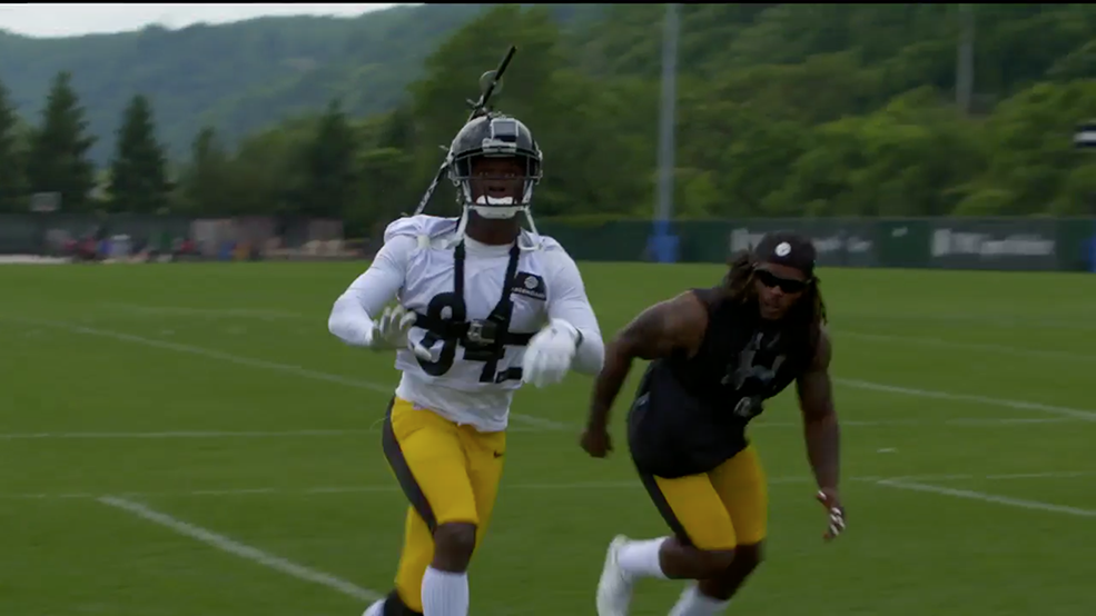 Antonio Brown teaches you how to play receiver